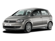 0 Volkswagen Golf Plus 1.2 S TSi 5 Dr 85 PS